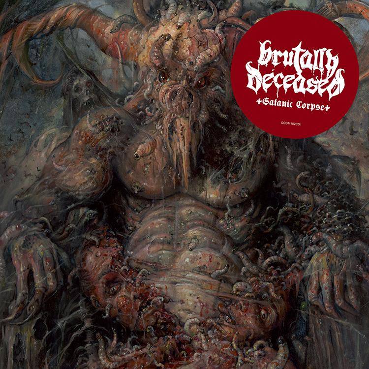 Brutally Deceased - Satanic Corpse